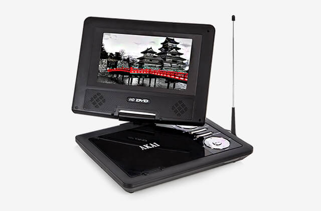 Akai DVD players